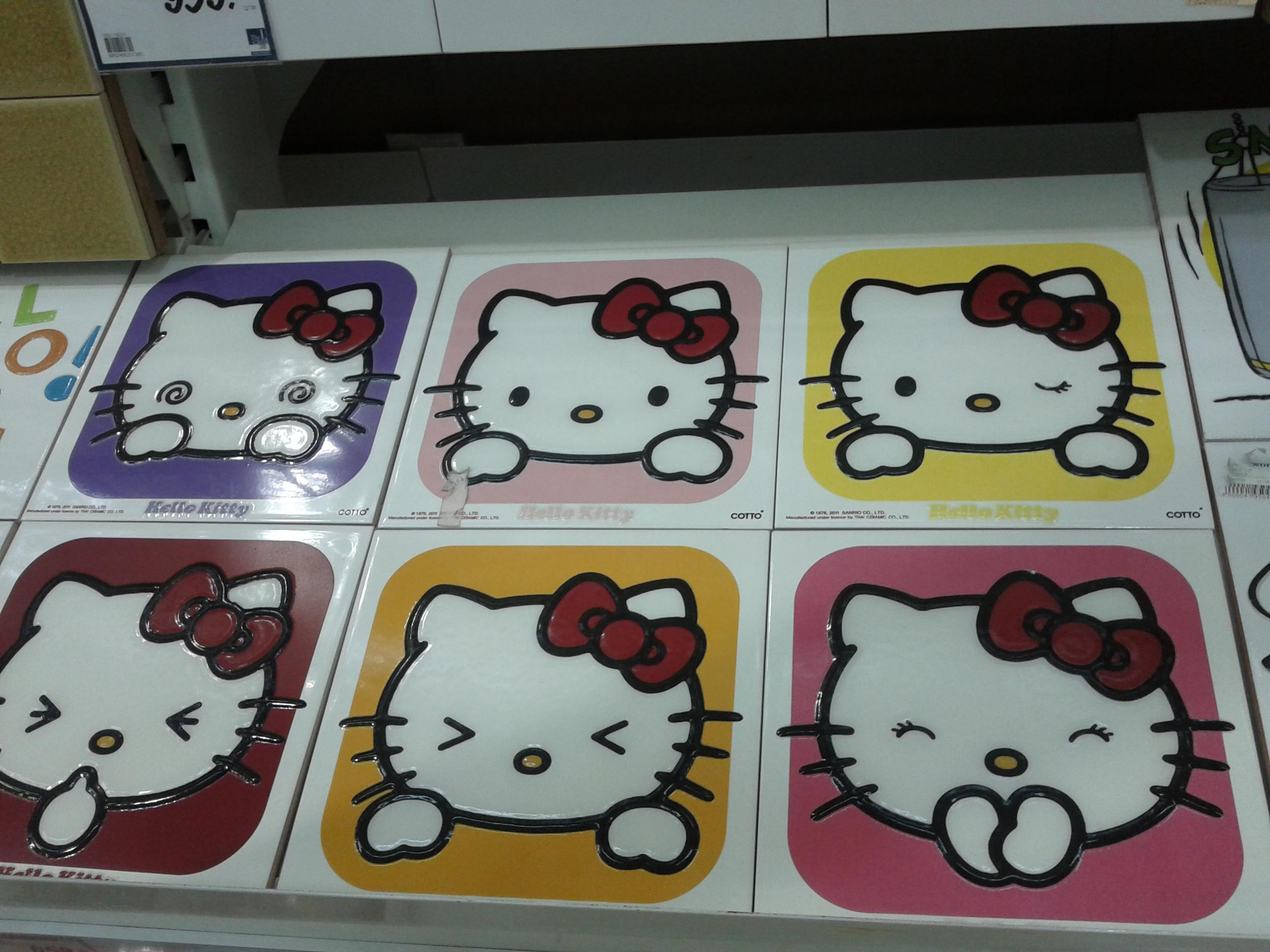 Hello Kitty Expat In Thailand